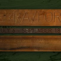 TERRA/FORM Exhibition Card