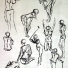 Drawing II/Life Drawing: Gestures