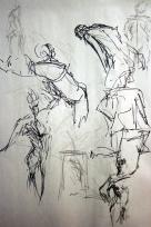 Drawing II/Life Drawing: Gestures
