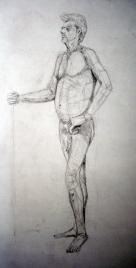 "Drawing II/Life Drawing: ""Planar"" Figure Study"