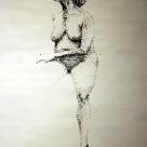 Drawing II/Life Drawing: Figure Study