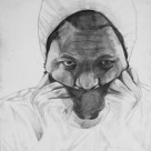 Independent Study: Steven Johnson, Graphite on Gessoed Panel
